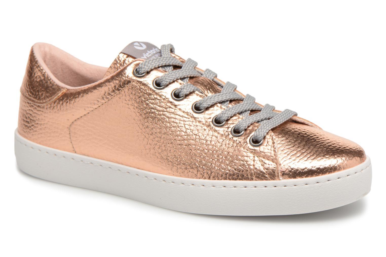 Los zapatos más populares para hombres y mujeres Victoria Deportivo Metalizado (Oro y bronce) - Deportivas en Más cómodo