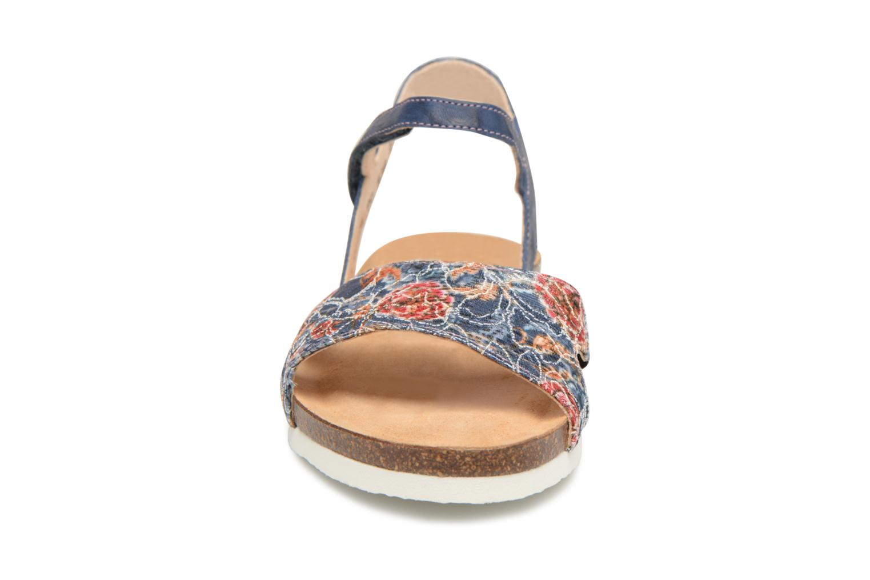 Zapatos promocionales Think! Shik 82594 (Azul) - Sandalias   Descuento de la marca