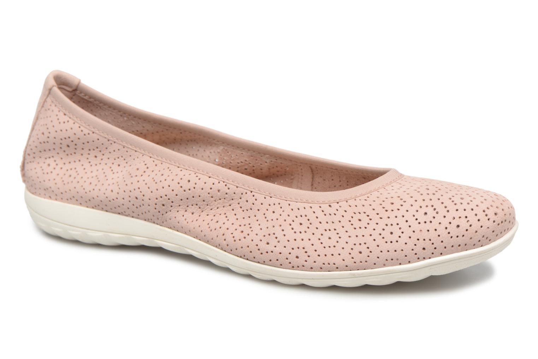 Grandes descuentos últimos zapatos Caprice Anna (Rosa) - Bailarinas Descuento