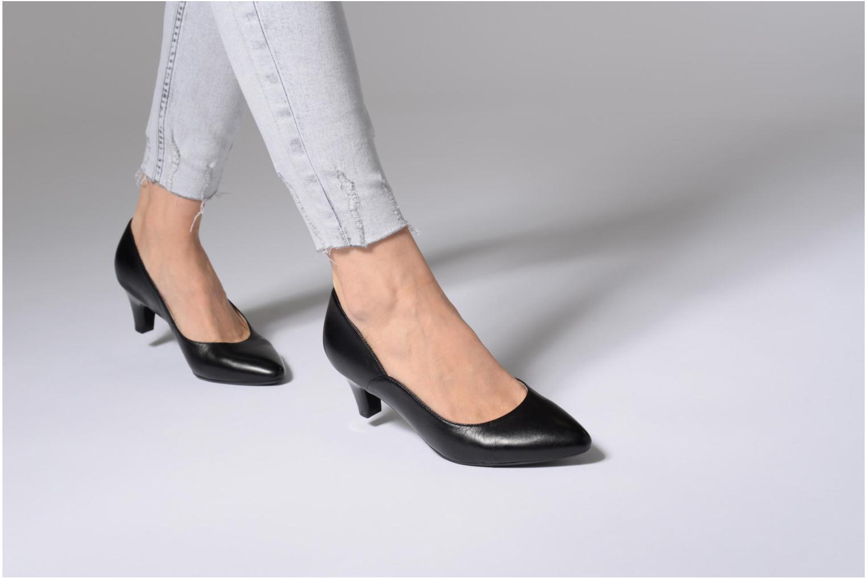 Zapatos promocionales Caprice Sarina tacón (Negro) Zapatos de tacón Sarina Gran 4a7fbb