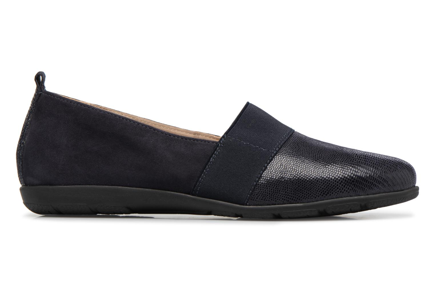 Loafers Caprice Manoa Blue back view
