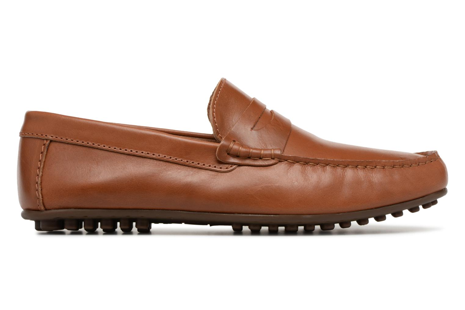 Loafers Marvin&co Slowlife Brown back view