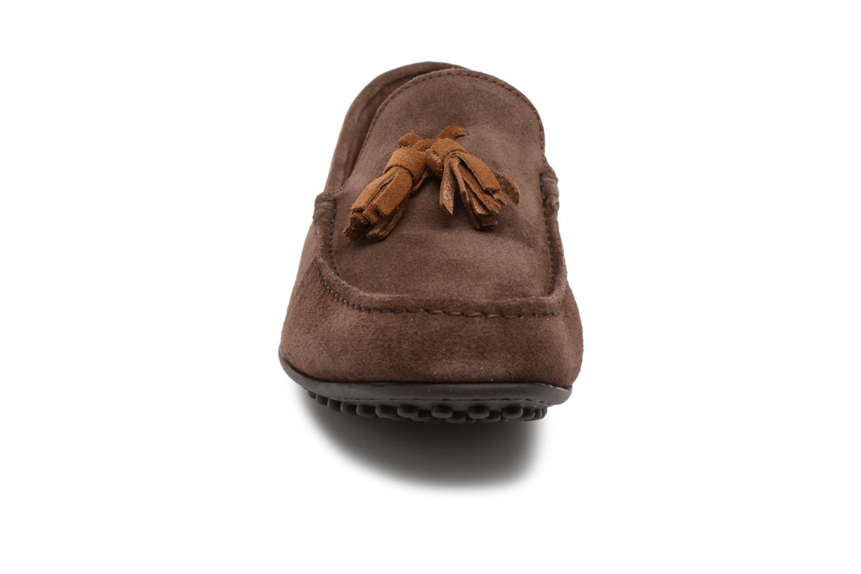 Mocassins Marvin&Co Saddington Marron vue portées chaussures