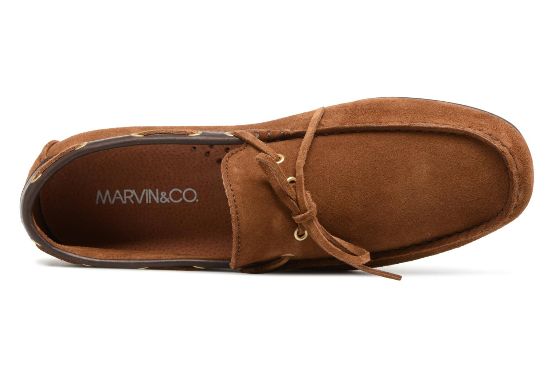 Stanford Marron moyen / Cognac