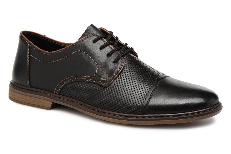 Marques Chaussure homme Rieker homme Urban 134B7 Nero