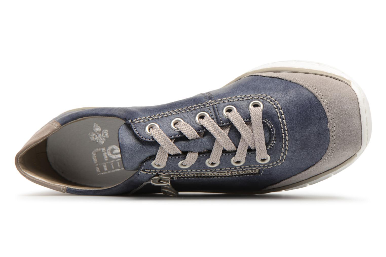 Quarz Rieker Bailee 53721 (Bleu)