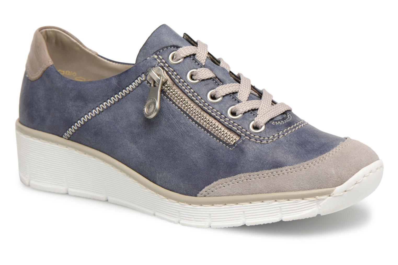 Zapatos promocionales Rieker Bailee 53721 (Azul) - Deportivas   Zapatos casuales salvajes