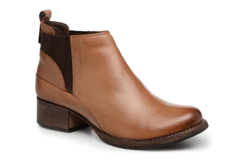 Zapatos promocionales Clarks Monica Pearl (Marrón) - Botines    Casual salvaje