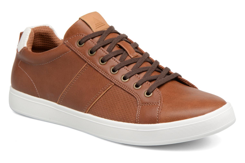 Marques Chaussure homme Aldo homme LOVERICIA 28 Cognac 28