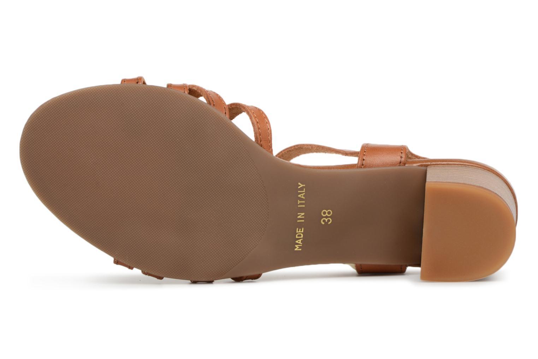 Zapatos promocionales Georgia Rose Lucuera (Marrón) - Sandalias   Venta de liquidación de temporada