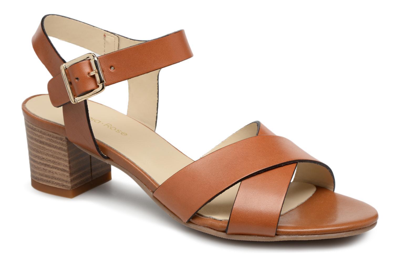 Zapatos promocionales Georgia Rose Lucroisa (Marrón) - Sandalias   Zapatos de mujer baratos zapatos de mujer