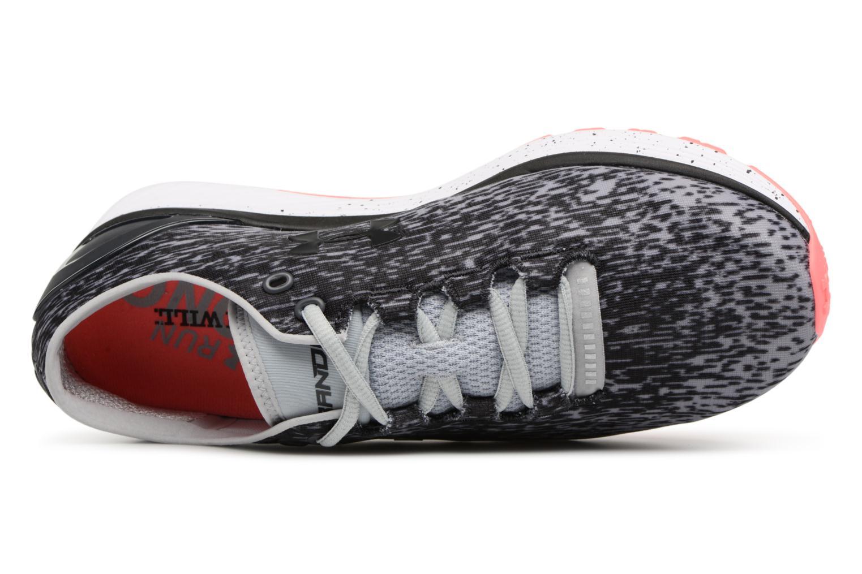 Chaussures de sport Under Armour UA W Charged Bandit 3 Ombre Gris vue gauche