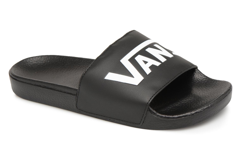 Slide Vans Vans Slide black Vans Vans On black On zwrxzg