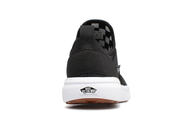 Baskets Vans UltraRange W Noir vue droite