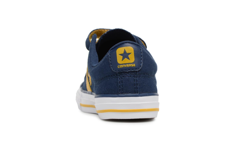 Star Player EV 3V Ox Sport Canvas Navy/Mineral Yellow/White