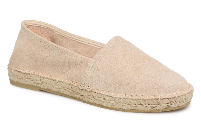 Zapatos promocionales La maison de l'espadrille Espadrille 1036 F (Blanco) - Alpargatas   Cómodo y bien parecido