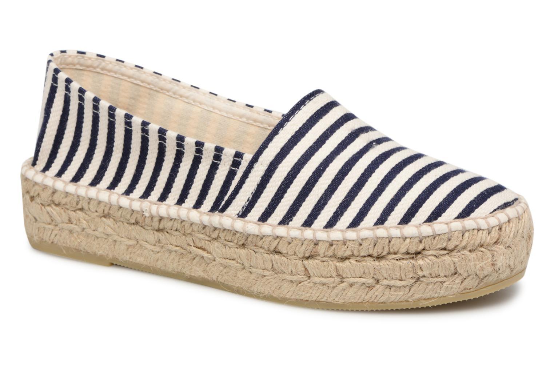 Zapatos promocionales La maison de l'espadrille Espadrille 485 Marin (Azul) - Alpargatas   Zapatos casuales salvajes