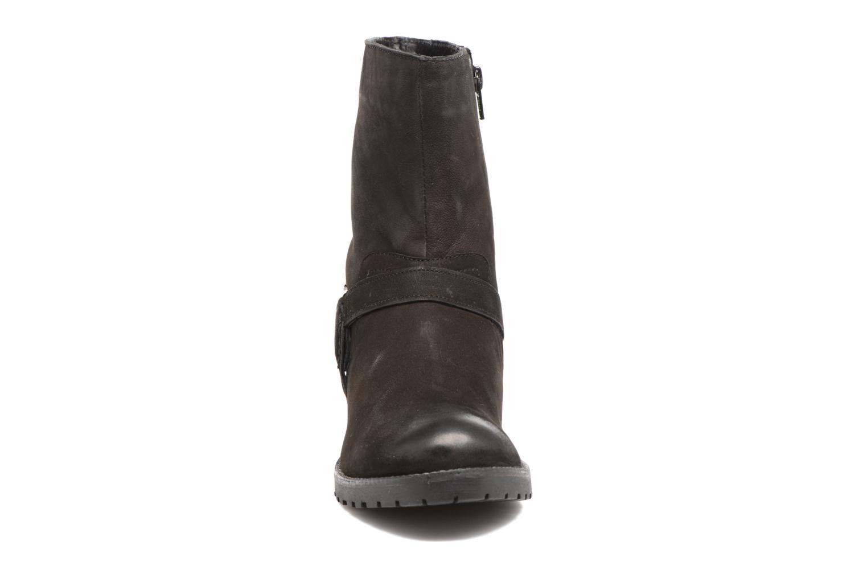 Bottines et boots Kickers ARMY Noir vue portées chaussures