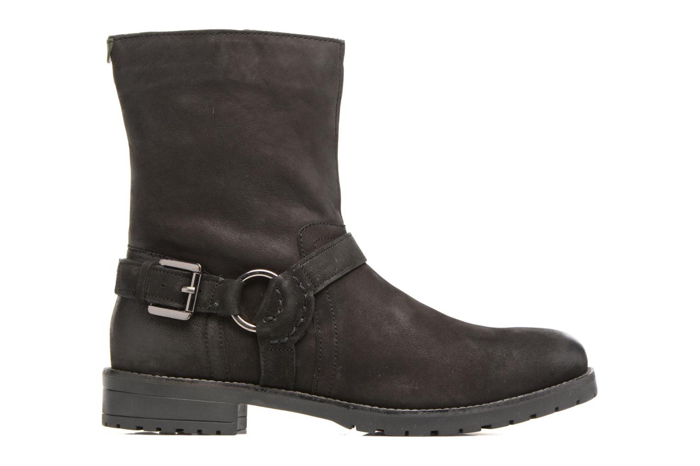 Bottines et boots Kickers ARMY Noir vue derrière