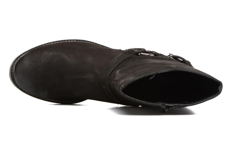 Bottines et boots Kickers ARMY Noir vue gauche