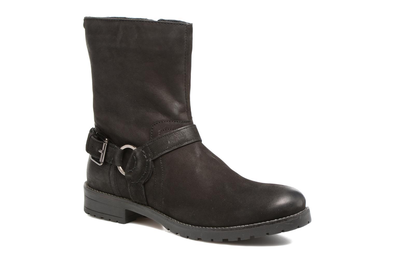 Bottines et boots Kickers ARMY Noir vue détail/paire