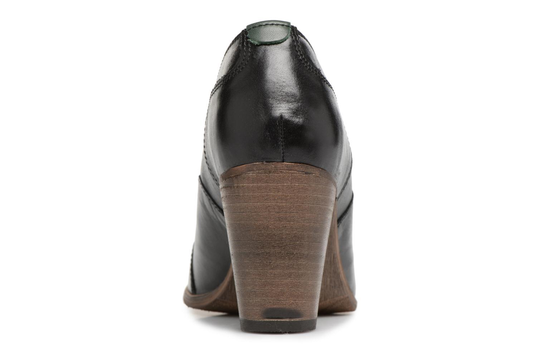 Chaussures à lacets Kickers DATING Noir vue droite