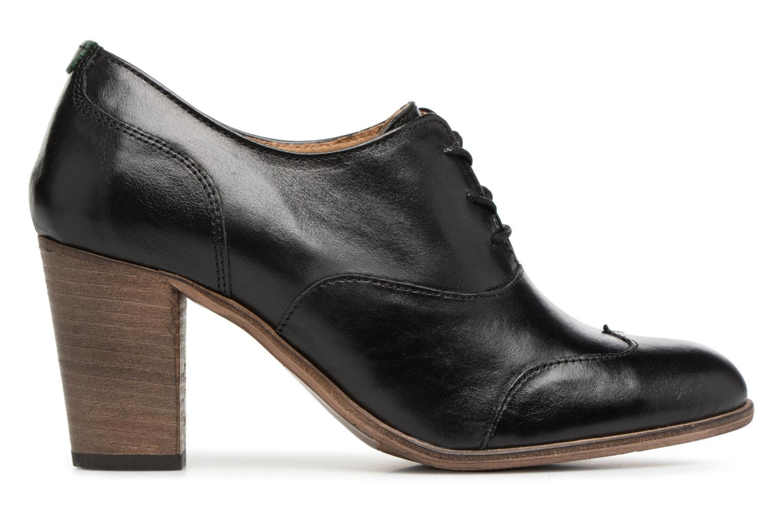 Chaussures à lacets Kickers DATING Noir vue derrière