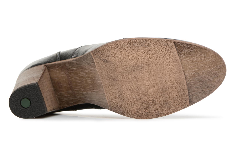 Chaussures à lacets Kickers DATING Noir vue haut