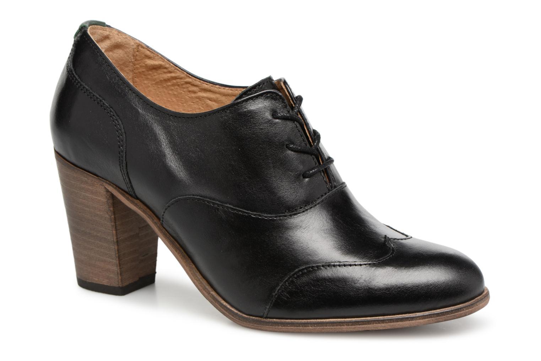 Chaussures à lacets Kickers DATING Noir vue détail/paire