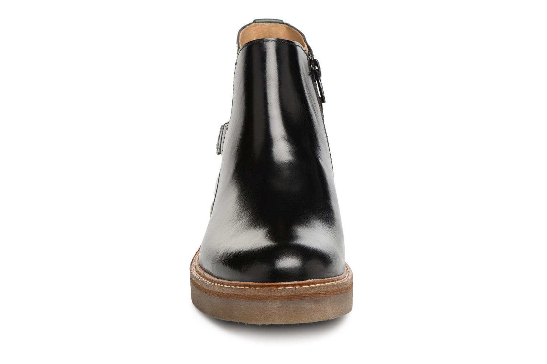 Bottines et boots Kickers OXIMORE Noir vue portées chaussures