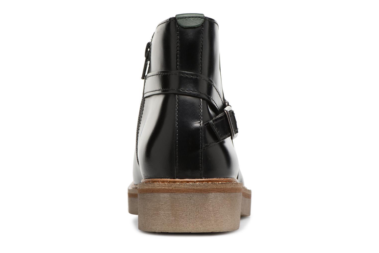 Bottines et boots Kickers OXIMORE Noir vue droite