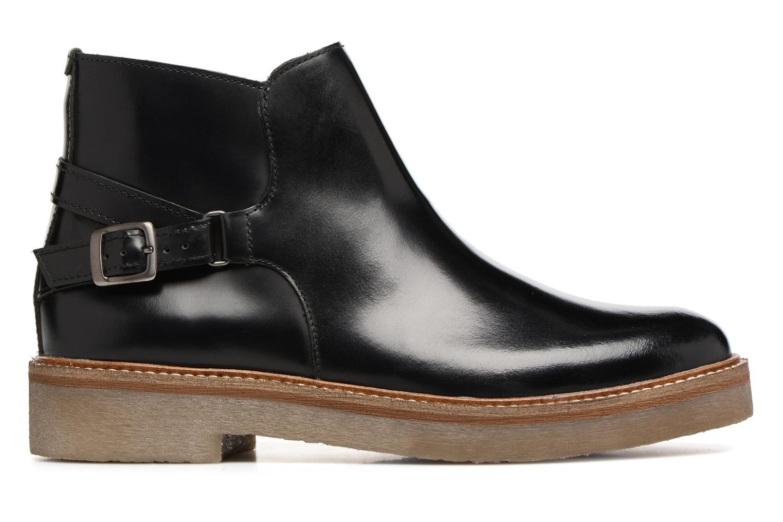 Bottines et boots Kickers OXIMORE Noir vue derrière