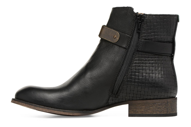 Bottines et boots Kickers PUNKING Noir vue face