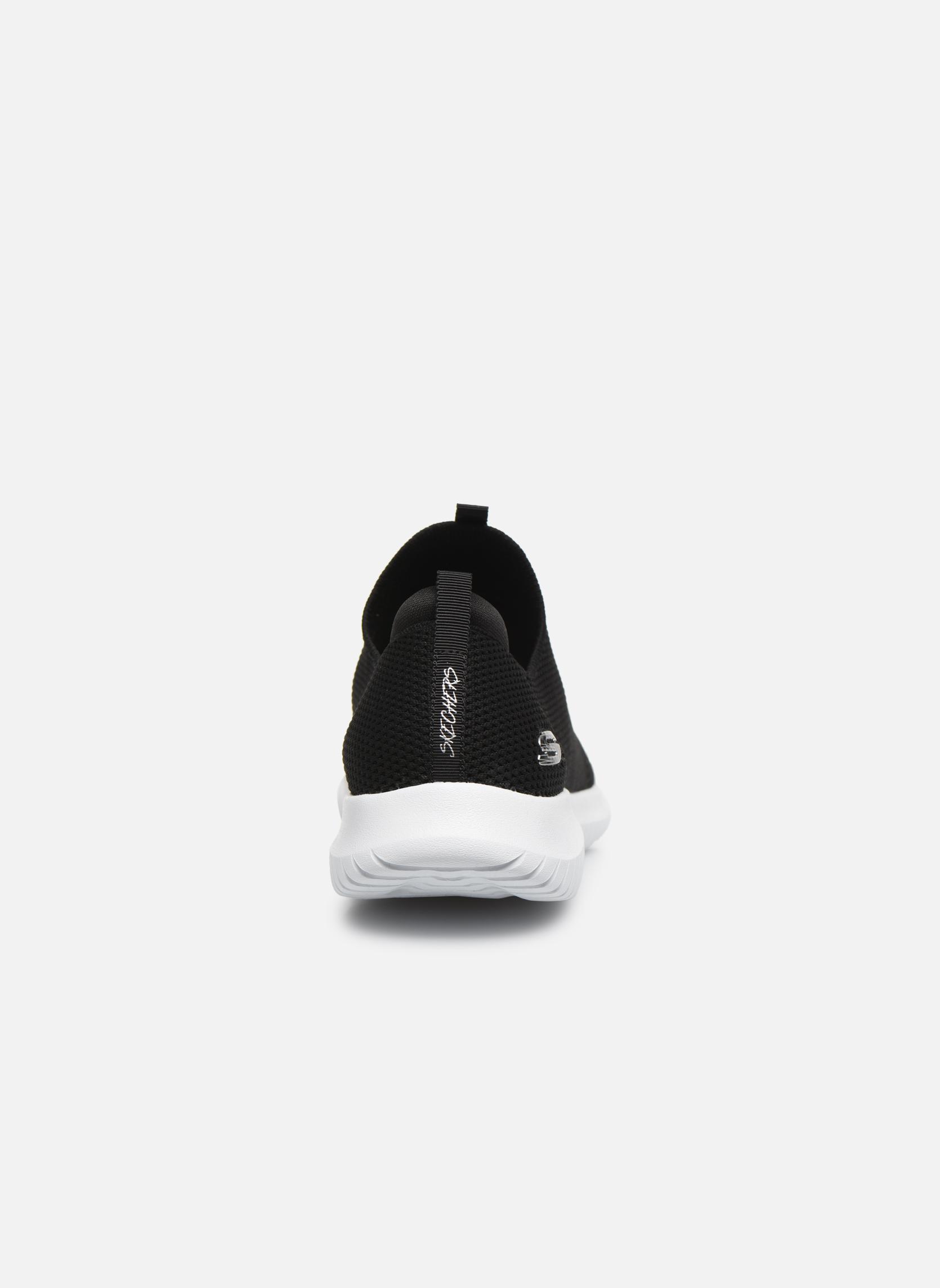 Chaussures de sport Skechers Ultra Flex First Take Noir vue droite