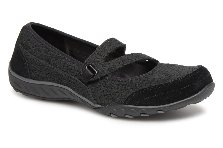 Grandes descuentos últimos zapatos Skechers Breathe-Easy Pretty Swagger (Negro) - Bailarinas Descuento