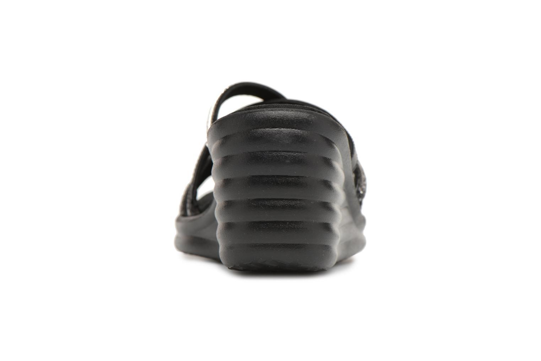 Sandaler Skechers Rumbler Wave New Lassie Sort Se fra højre