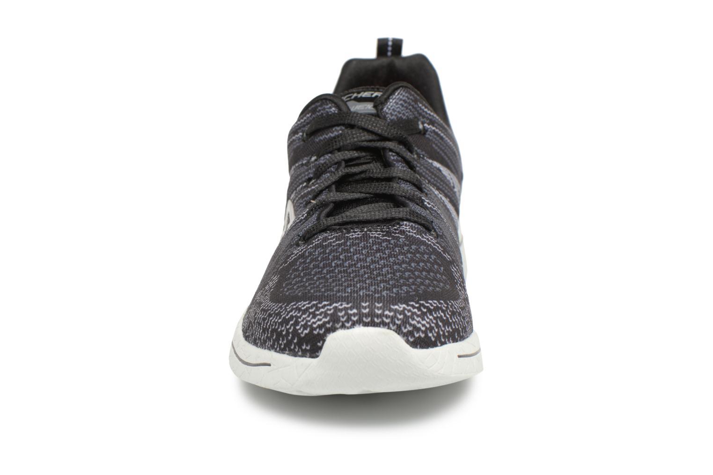 Chaussures de sport Skechers Burst 2.0 Noir vue portées chaussures