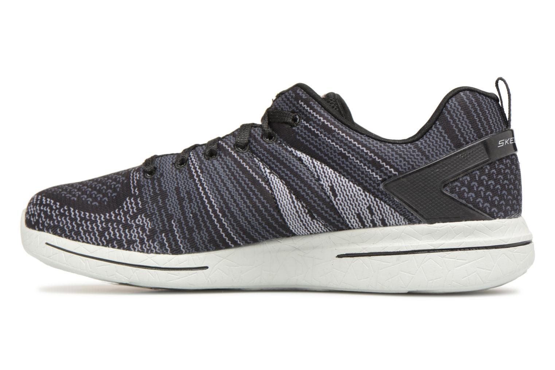 Chaussures de sport Skechers Burst 2.0 Noir vue face
