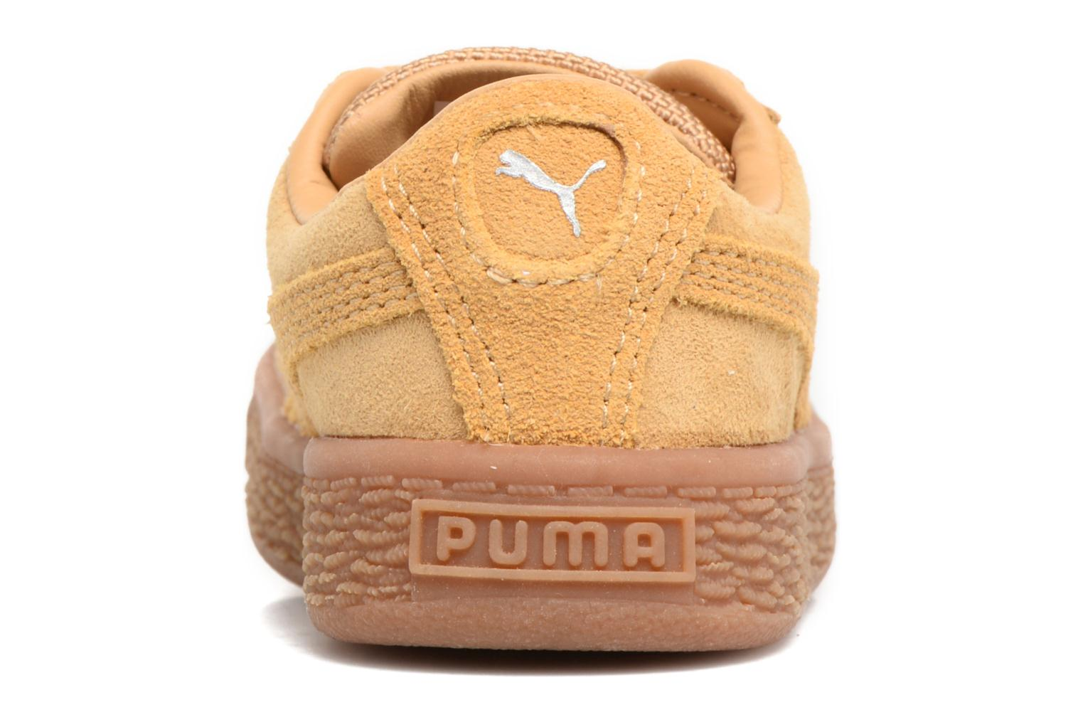 T Puma INF BASKET CLASSIC WEATH (Marron)