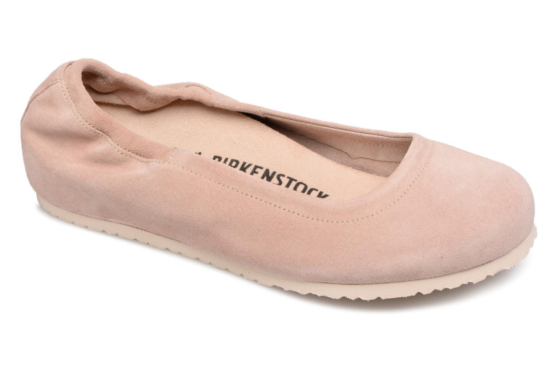 Zapatos de hombre y mujer de Birkenstock promoción por tiempo limitado Birkenstock de Celina (Rosa) - Bailarinas en Más cómodo 94bef9