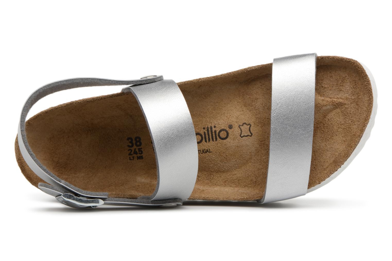 Sandali e scarpe aperte Papillio Cameron Argento immagine sinistra