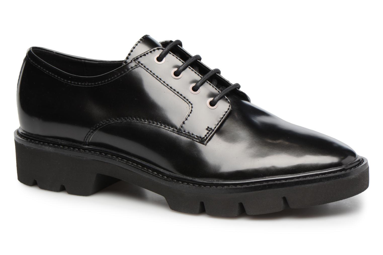 Zapatos promocionales Geox D QUINLYNN C (Negro) - Zapatos con cordones   Zapatos casuales salvajes
