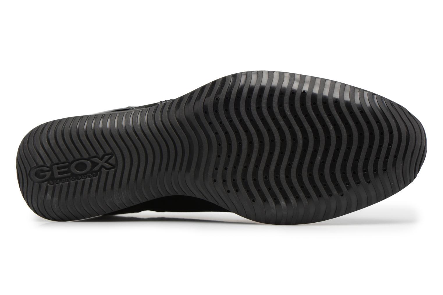 Sneakers Geox D REGINA B Zwart boven