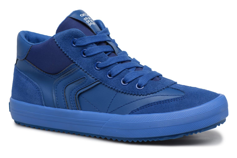 Baskets Geox J ALONISSO B Bleu vue détail/paire
