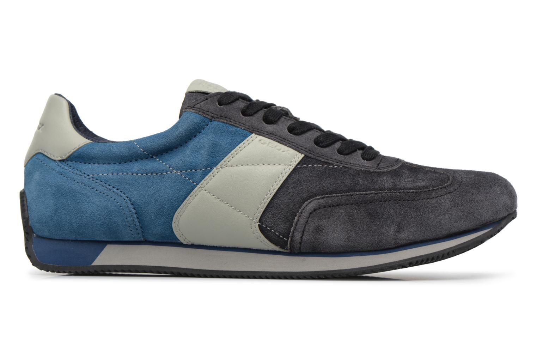 Sneakers Geox U VINTO B Nero immagine posteriore