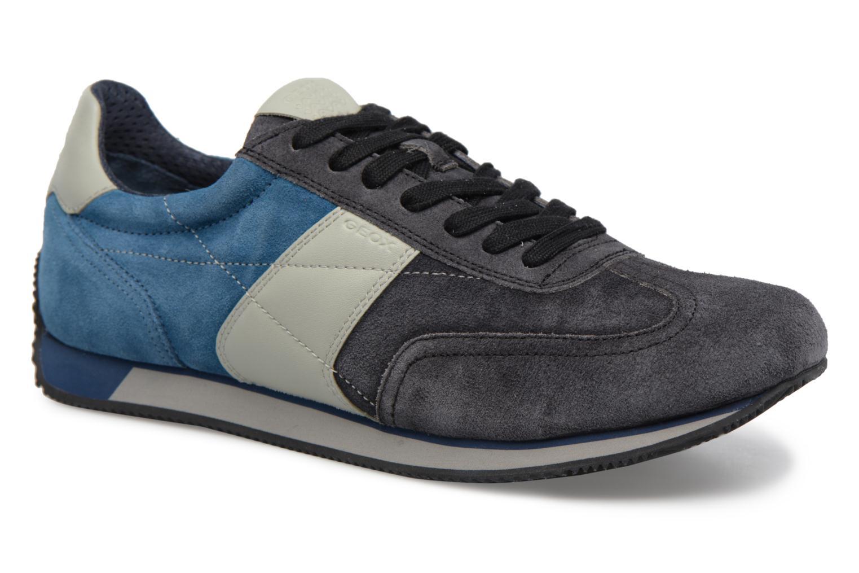 Sneakers Geox U VINTO B Nero vedi dettaglio/paio