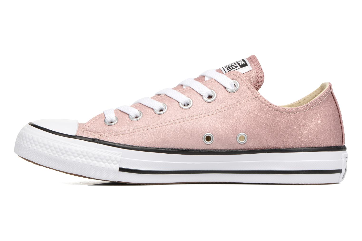 Baskets Converse Chuck Taylor All Star Ombre Metallic Ox Rose vue face