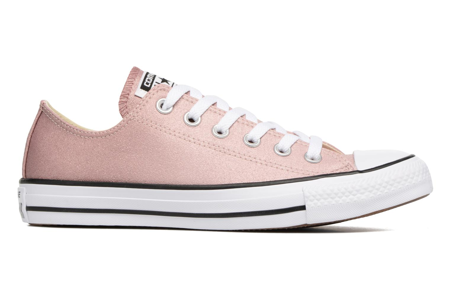 Baskets Converse Chuck Taylor All Star Ombre Metallic Ox Rose vue derrière