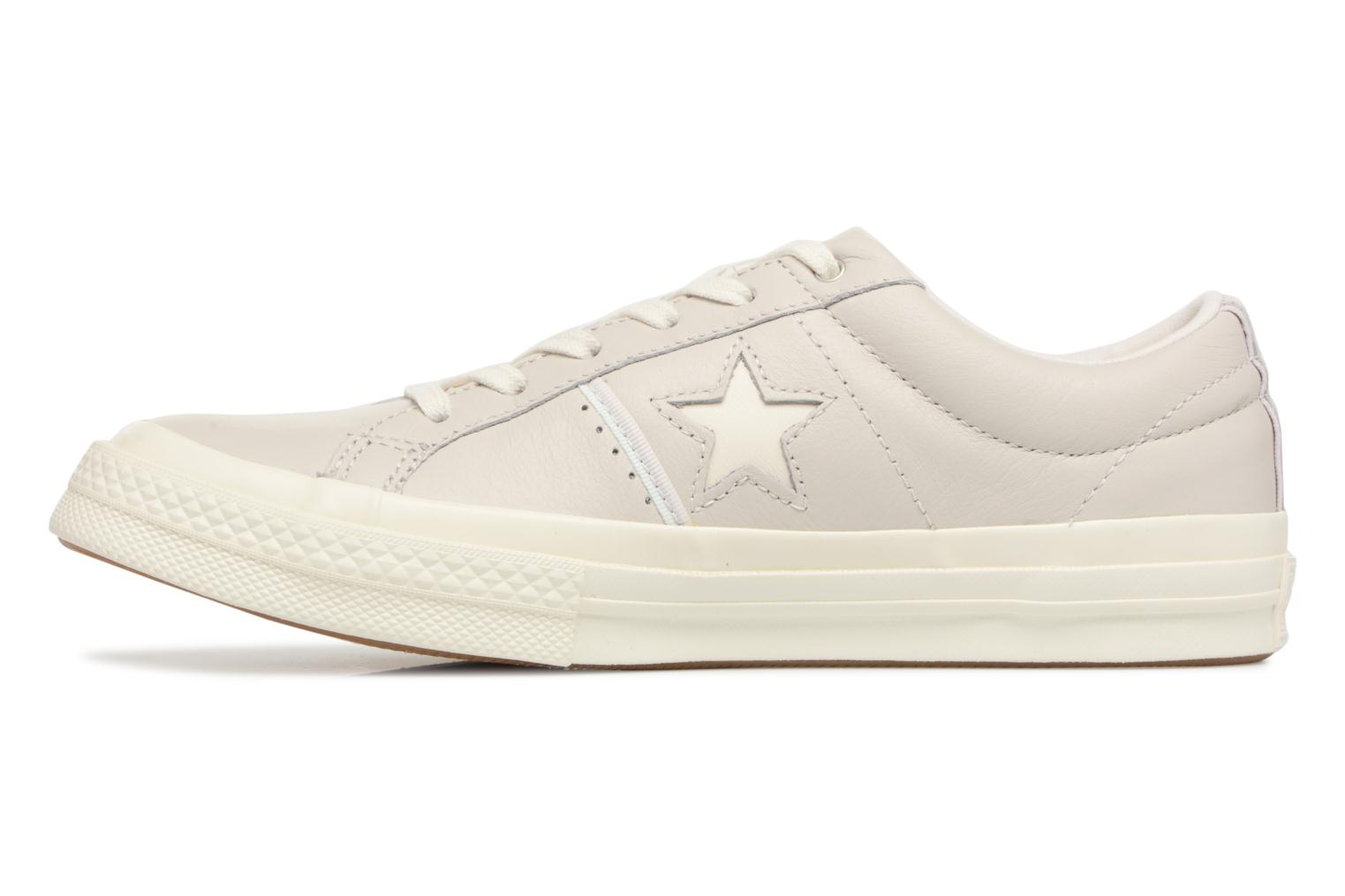 Baskets Converse One Star Piping Pack Ox W Gris vue face