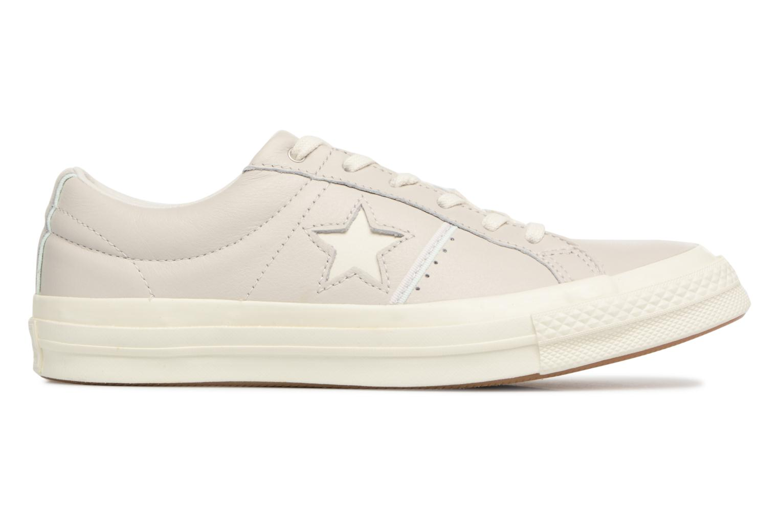 Baskets Converse One Star Piping Pack Ox W Gris vue derrière